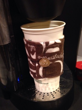 Sew What? of Southern Illinois - Coffee Sleeve